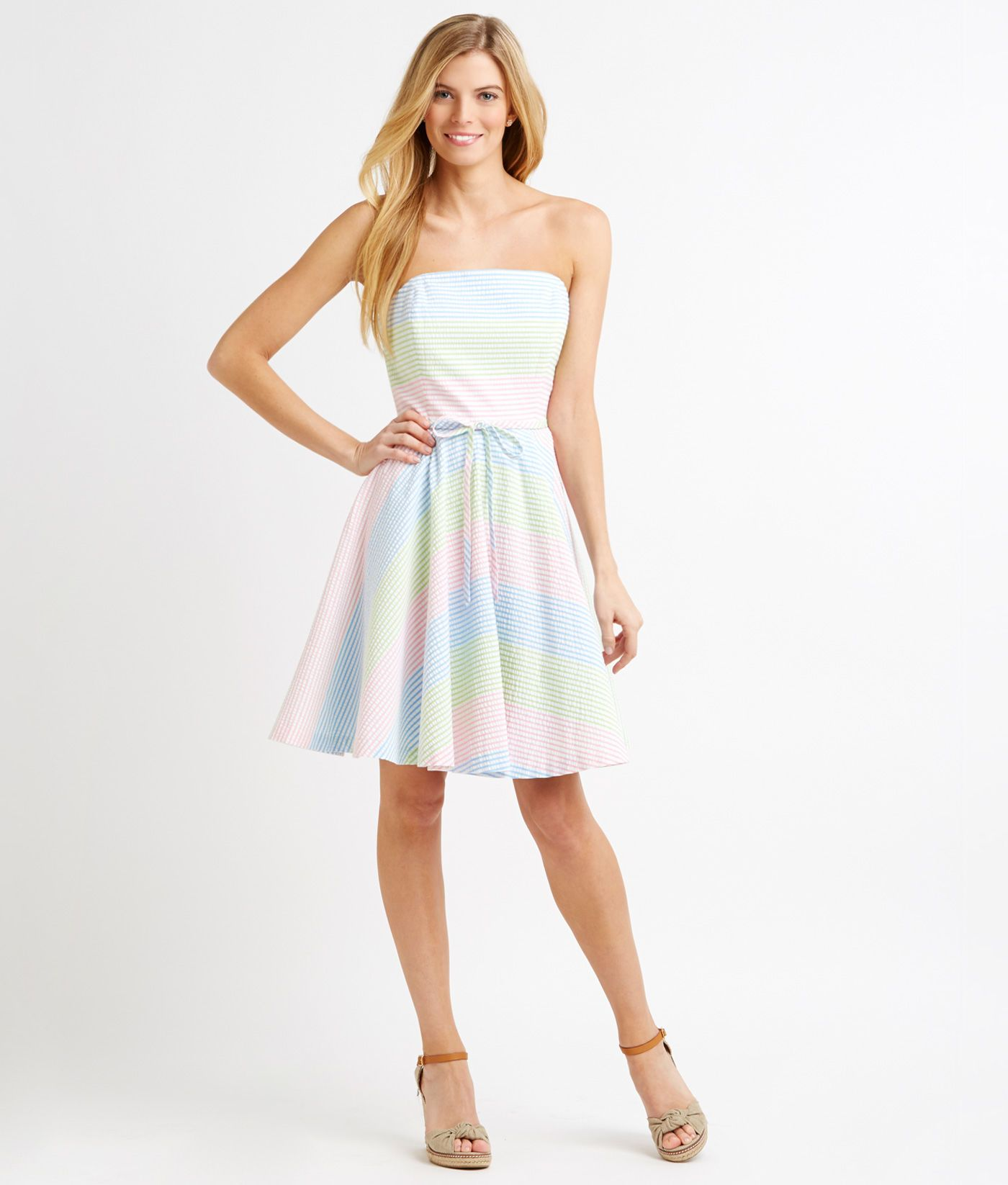 Preppy Cocktail Dresses