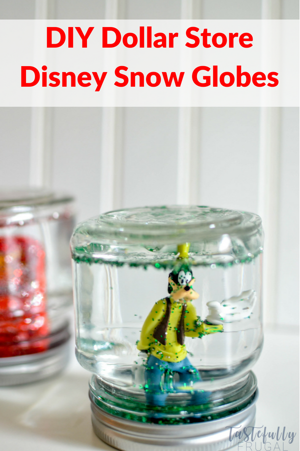 3 Disney Dollar Store Crafts You Can Make In 3 Minutes Or Less #disneycrafts