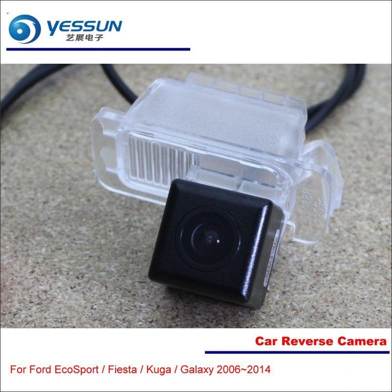 Car Reverse Camera For Ford Ecosport Fiesta Kuga Galaxy Rear View Back