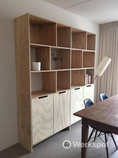 Review Underlayment Kast Maken Werkspot Nl Huisthuis