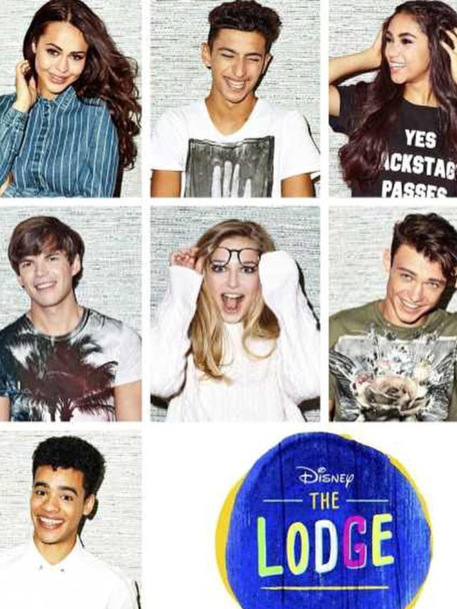 Disney The Lodge Cast! Celebrities Pinterest