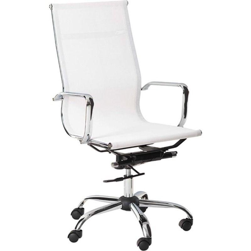 milan direct replica eames executive office. Designer Mesh Executive Office Chair High Back White - Buy UK \u0026 Milan Direct Replica Eames C
