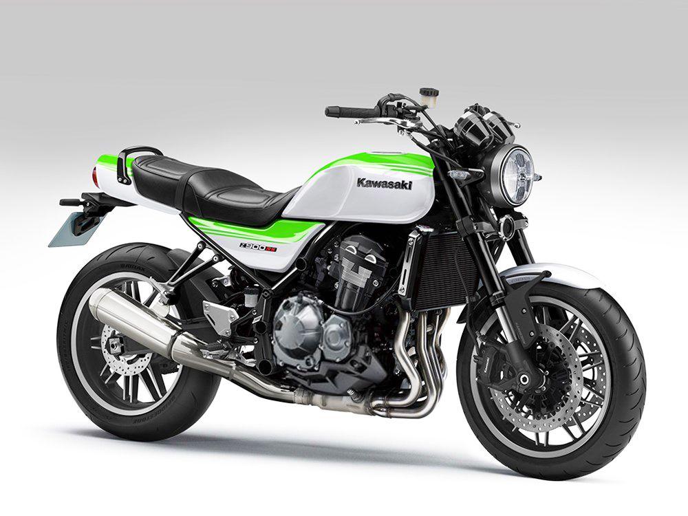 A Nova Kawasaki Z900 RS