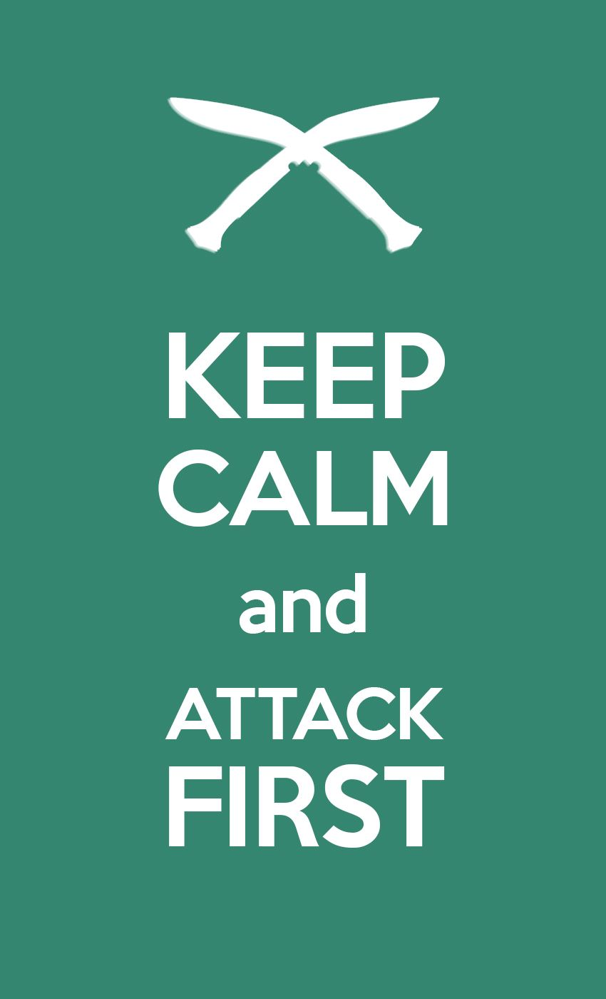 Attack First ;) www.fast2play.com