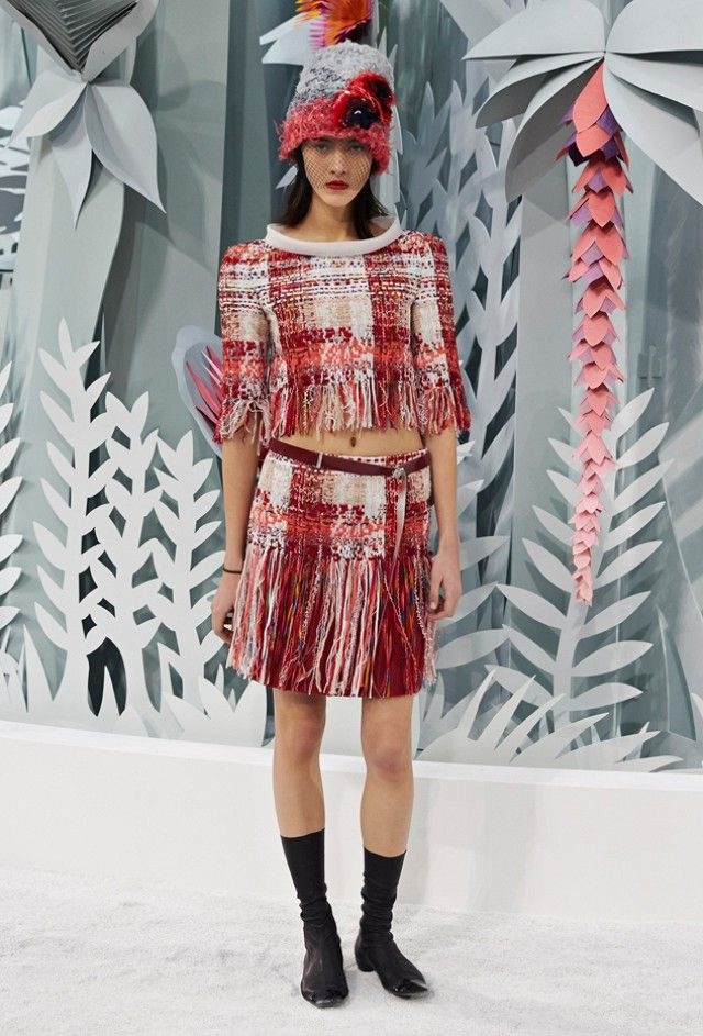 931c9278f49 Every Single Look from the Chanel Couture Show (All 72 of Them ...