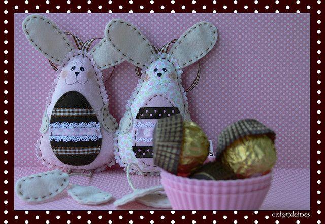 bunnies by coisas de ines