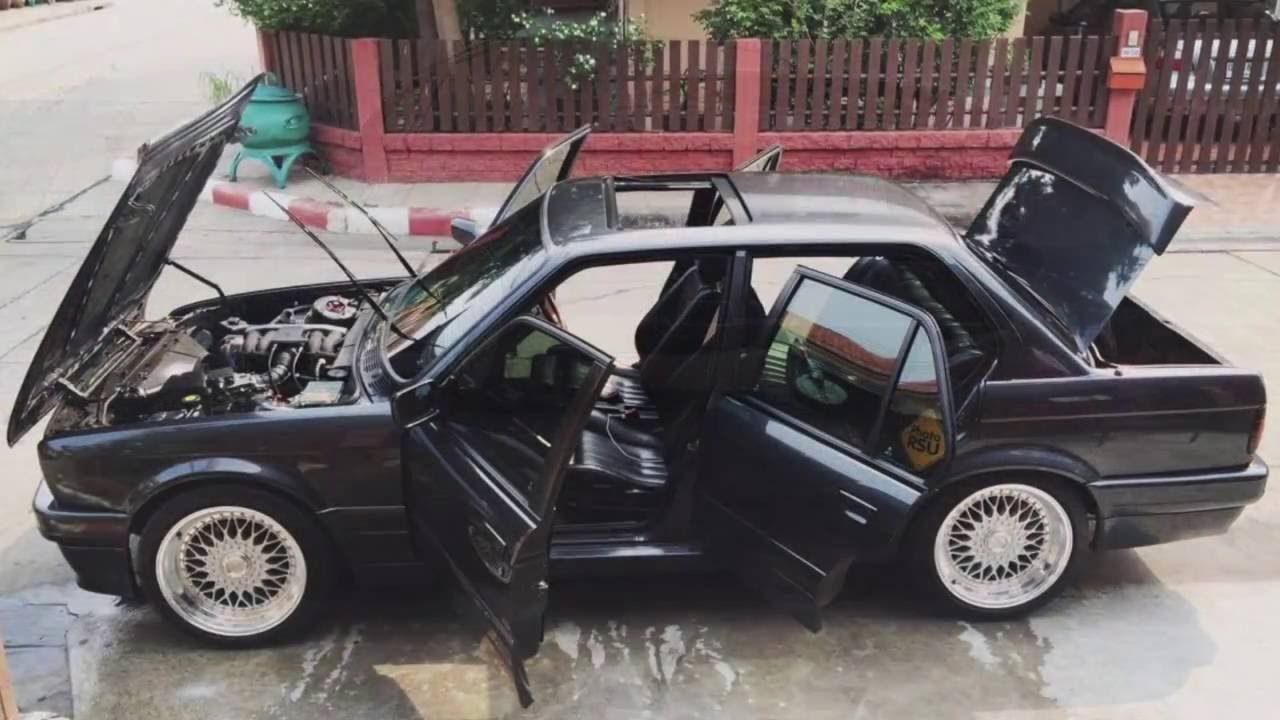 Bmw E30 Restoration Project Stop Motion Full Version With