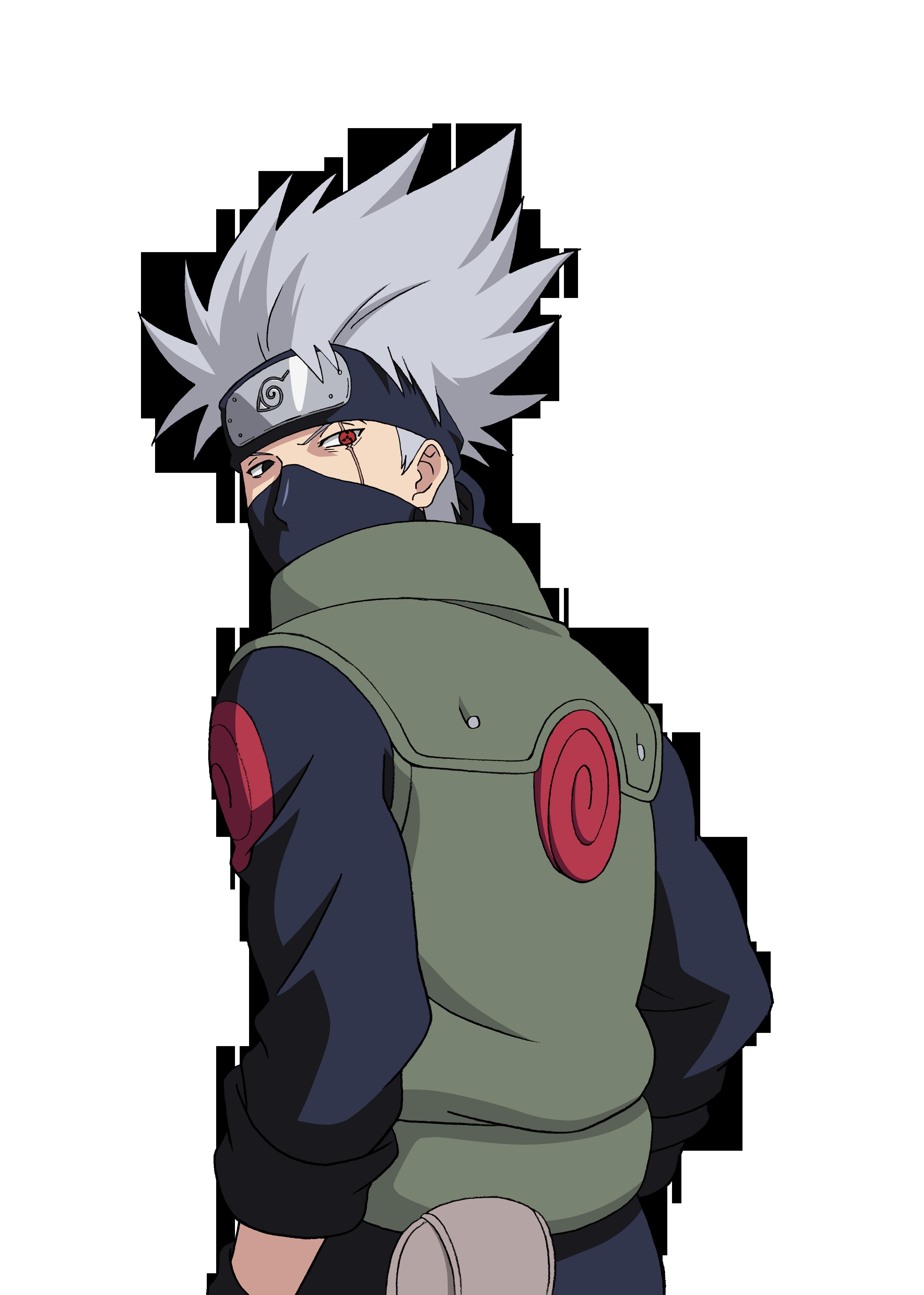 Photo of Kakashi render artwork [Clash of Ninja R. 2] by Maxiuchiha22 on DeviantArt