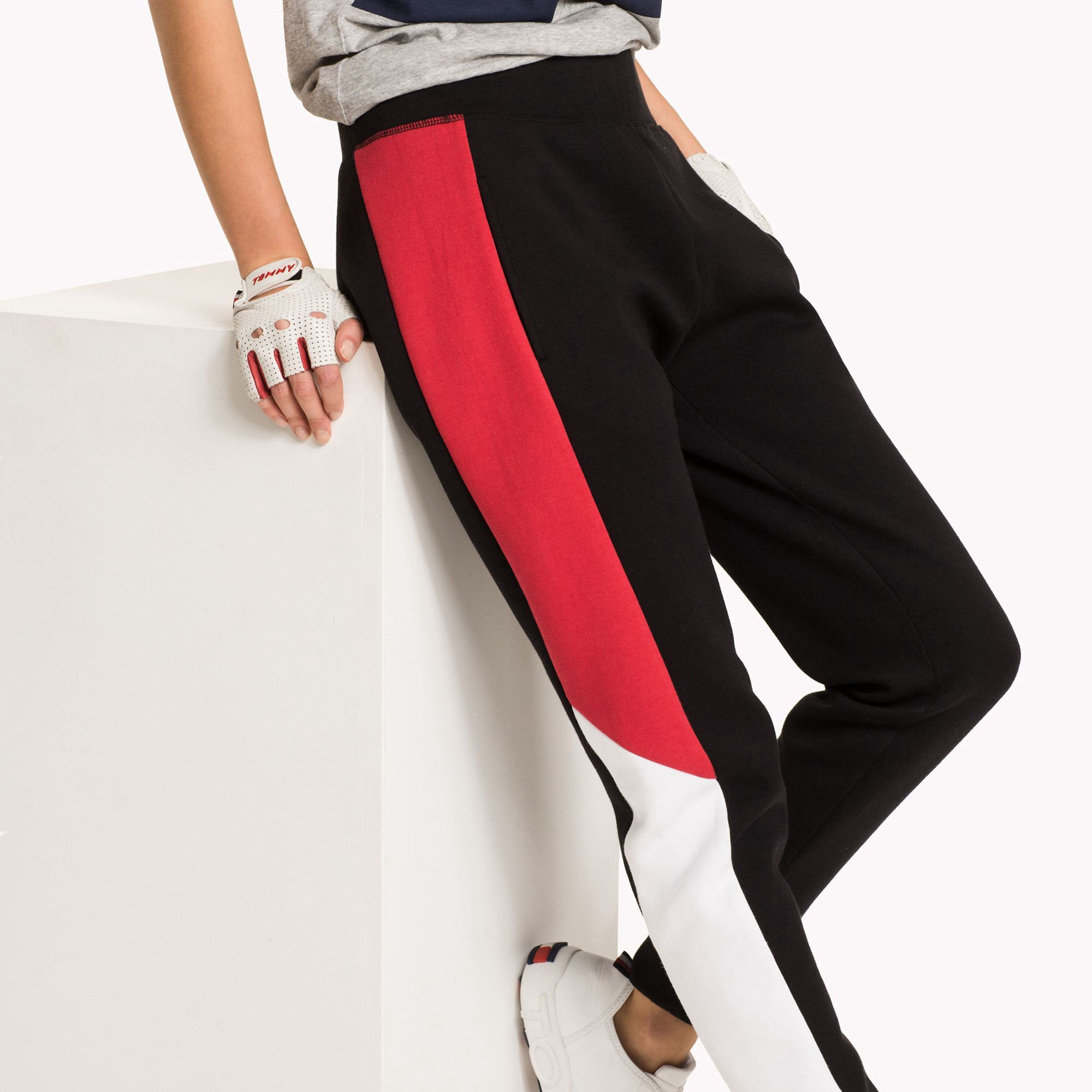 8333b49a3092ac Tommy Sport Colorblock Jogger by Tommy Hilfiger | Products | Tommy ...