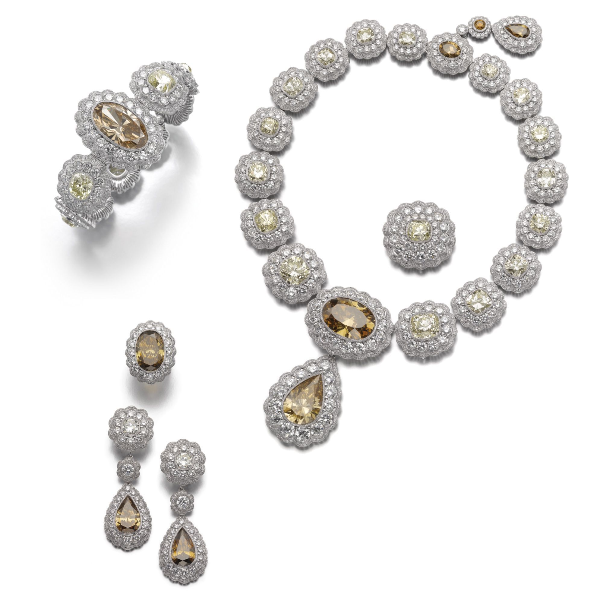 jewellers suite neck fancy and luxury suites necklace diamond pearl moussaieff exceptional jewellery