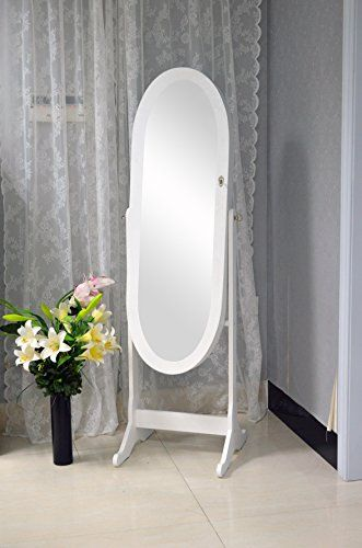 39++ Oval standing mirror with jewelry armoire information