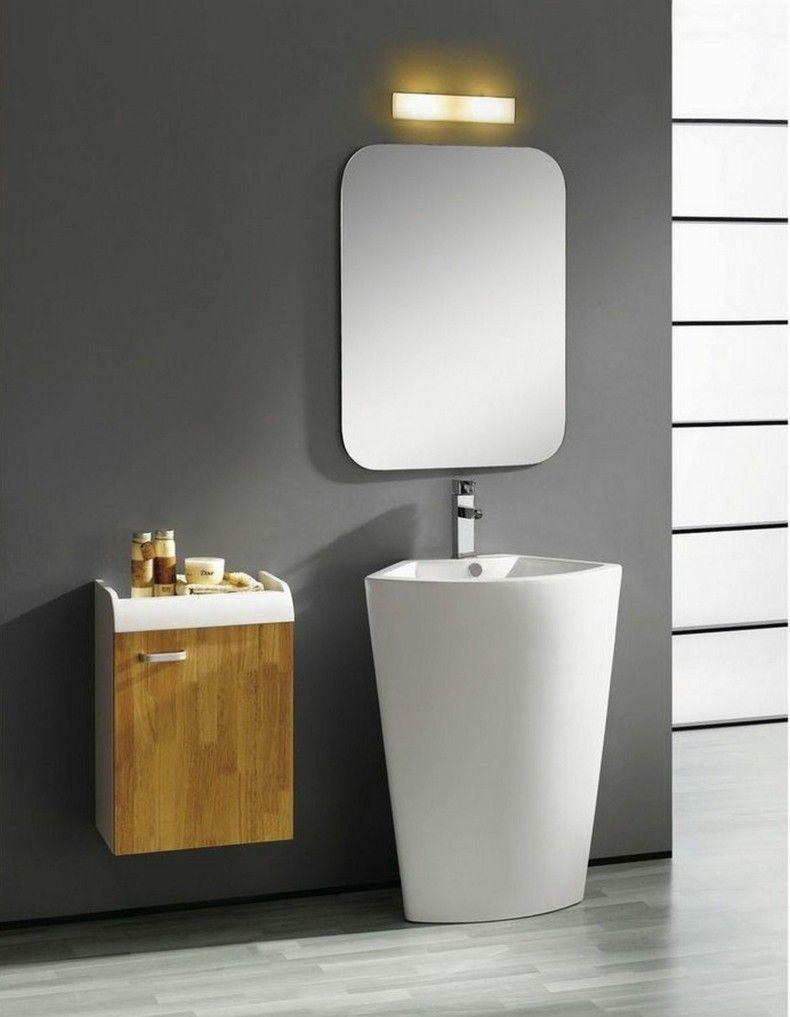 Espejos para baños modernos - 38 modelos con estilo   Espejos para ...