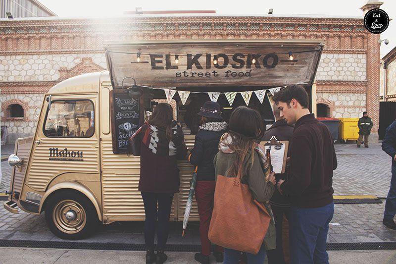 El Kiosko Food Truck - Street Food Madrid