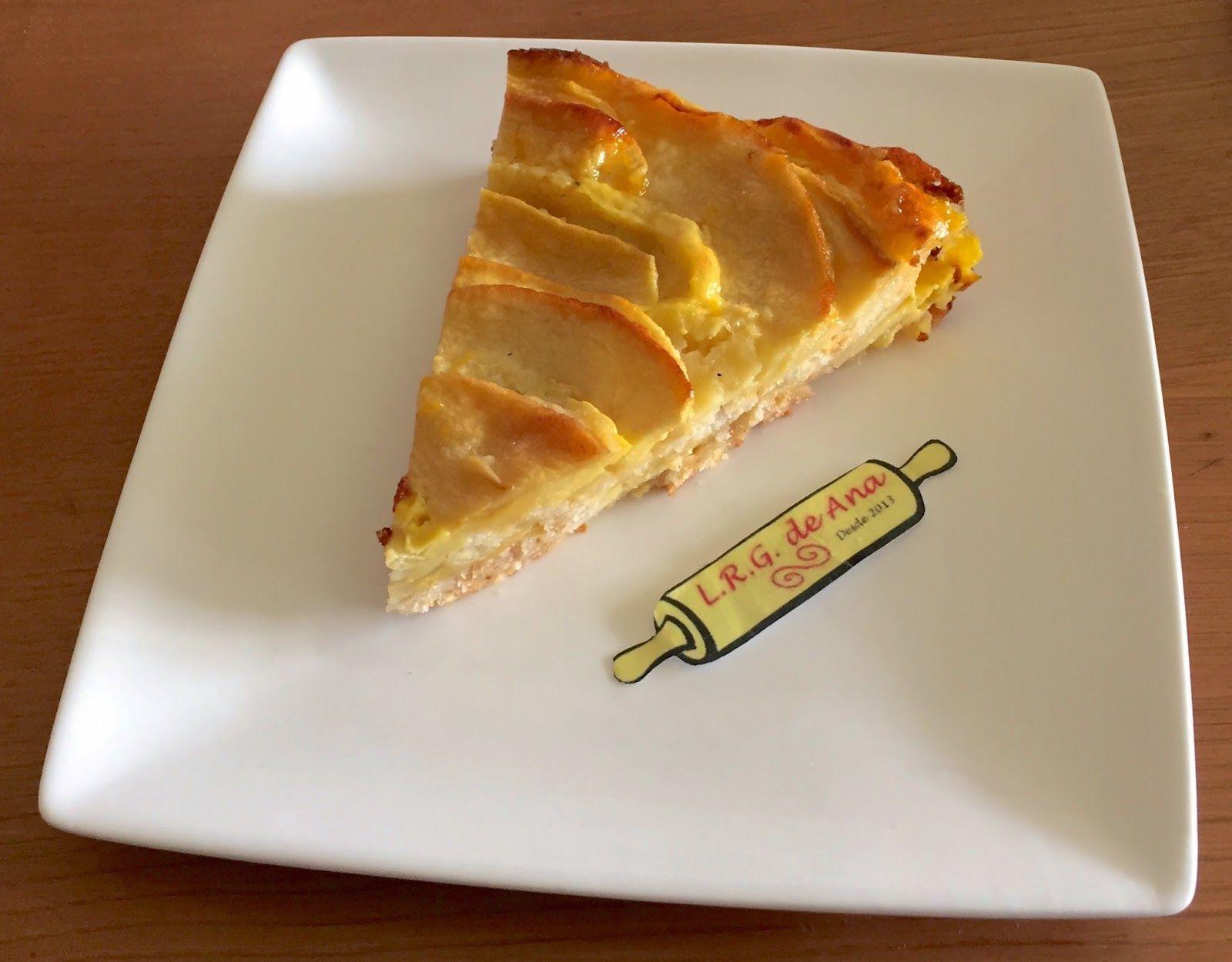 Tarta de manzana f cil y rica tvcocina recetas de for Cocina facil y rica