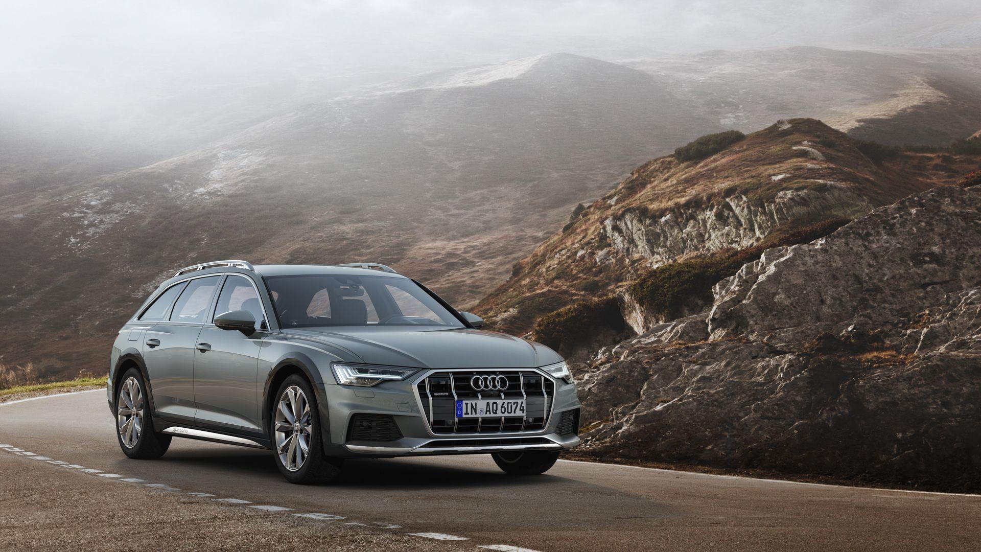 World Premiere 2020 Audi A6 Allroad More Capable Than Ever Audi A6 Allroad Audi A6 Audi
