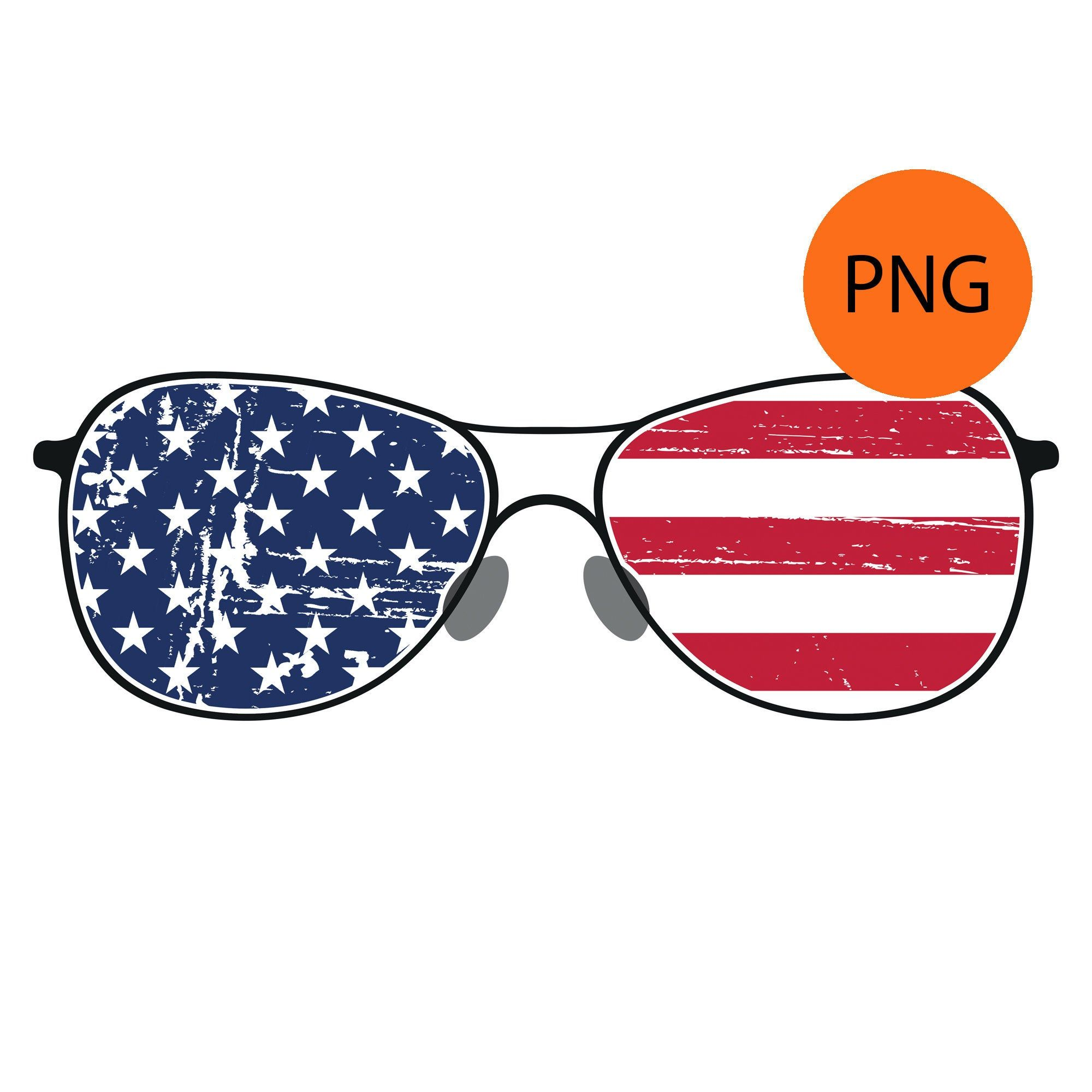 American Flag Sunglasses Shades Png File Patriotic 4th Of July Etsy In 2020 American Flag Sunglasses American Flag Shades Sunglasses