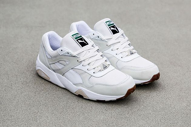Puma Trinomic-Black and White Pack-4 17c415e33