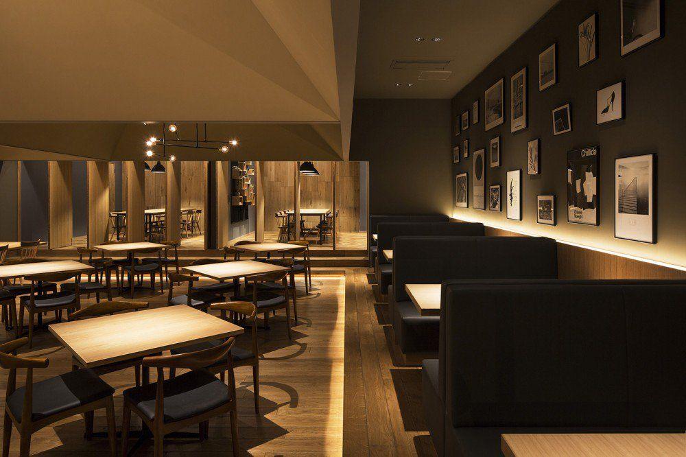 Gallery Of Passo Novita Oska Partners 16 Bar Design Restaurant Bar Restaurant Interior Interior Architecture Design