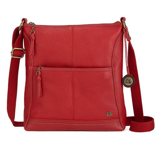 8d1c74c508bb The Sak Iris Crossbody - Cherry The Sak Handbags
