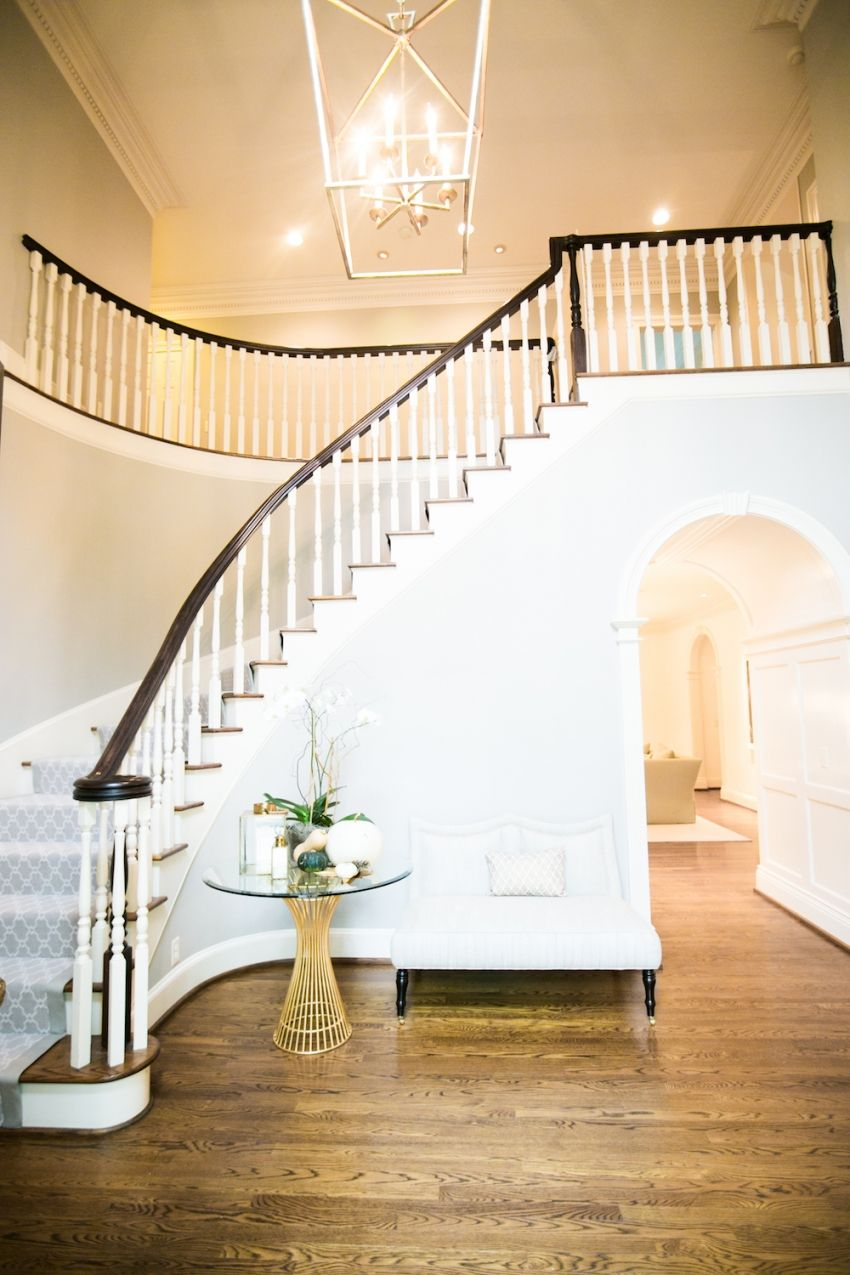 Decorate Your Foyer and Entry for Fall - Fashionable Hostess | Fashionable Hostess