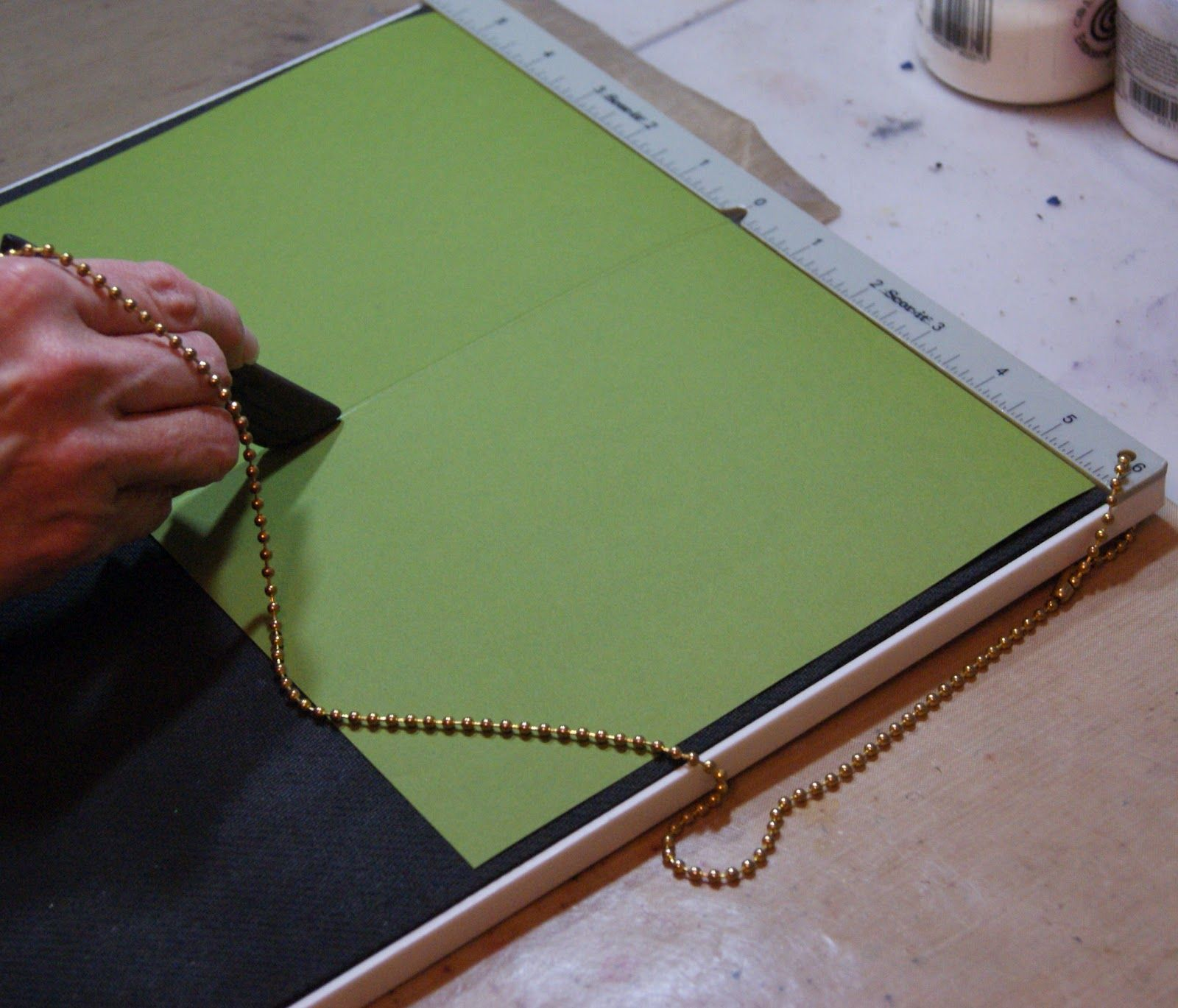 Nesting Tutorial. Great tips on how to create a split cut and embossed card