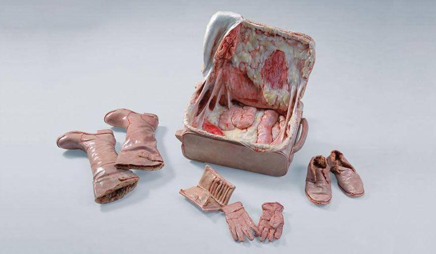 Les objets zombis de Cao Hui  2Tout2Rien