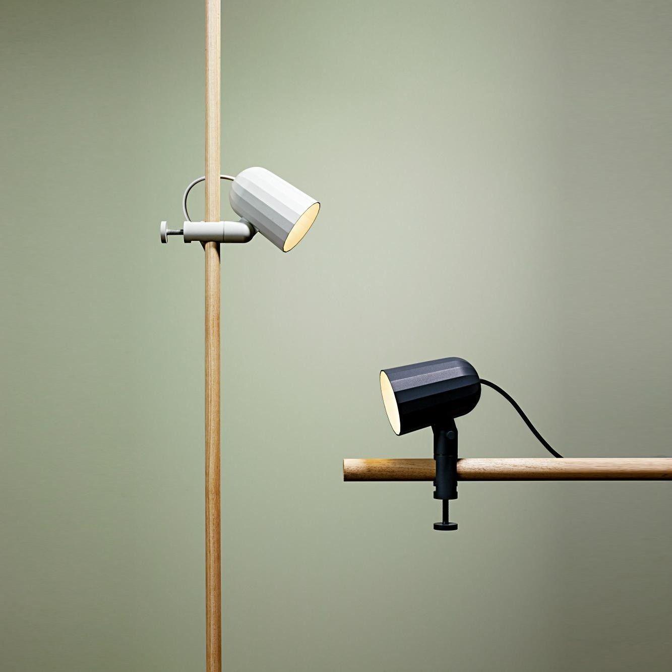 Noc Light Led Clip Spot Lamp Deko Ganateba In 2019