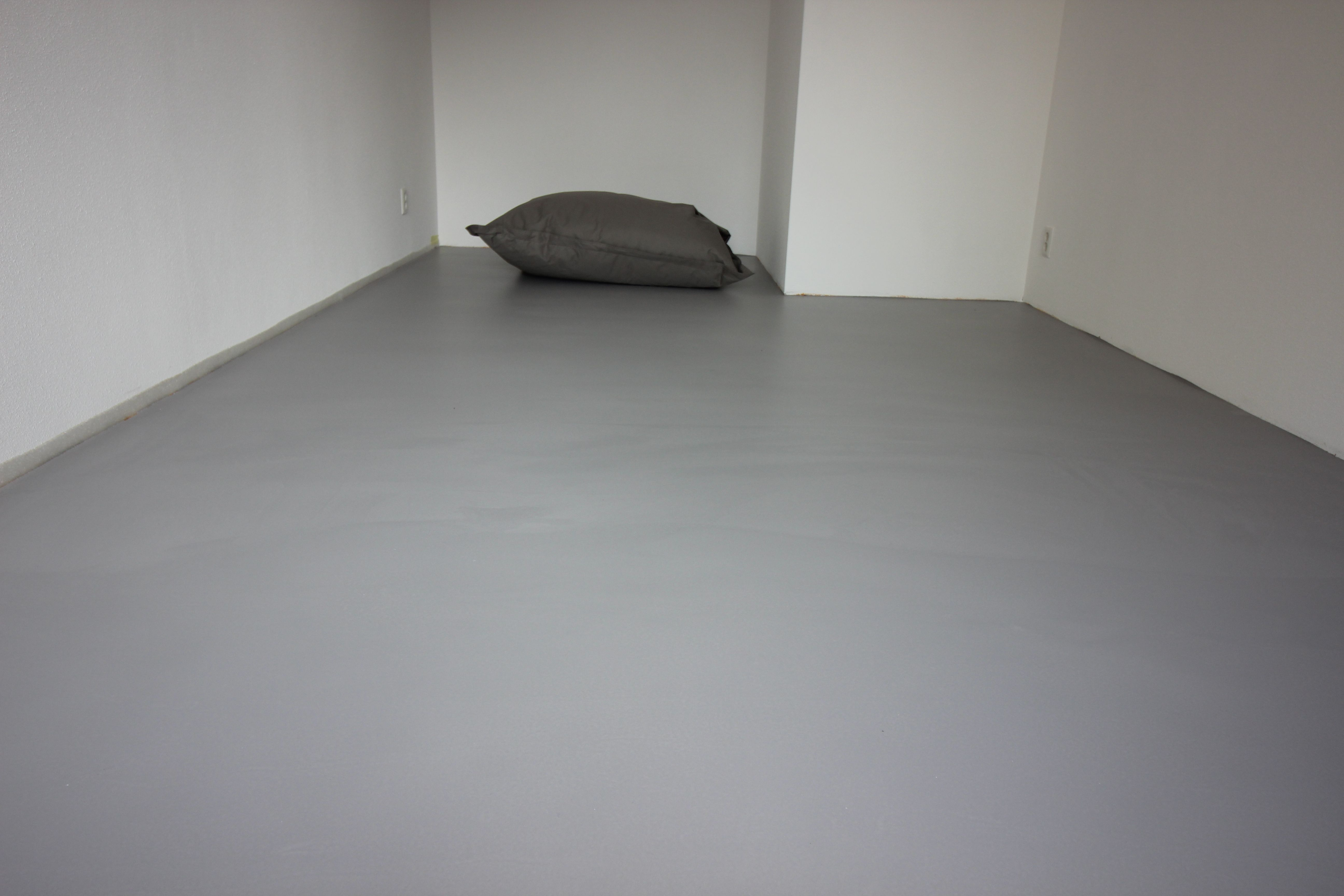 woonbeton in ncs 3500 door vloer & zo. project in alkmaar. | vloeren