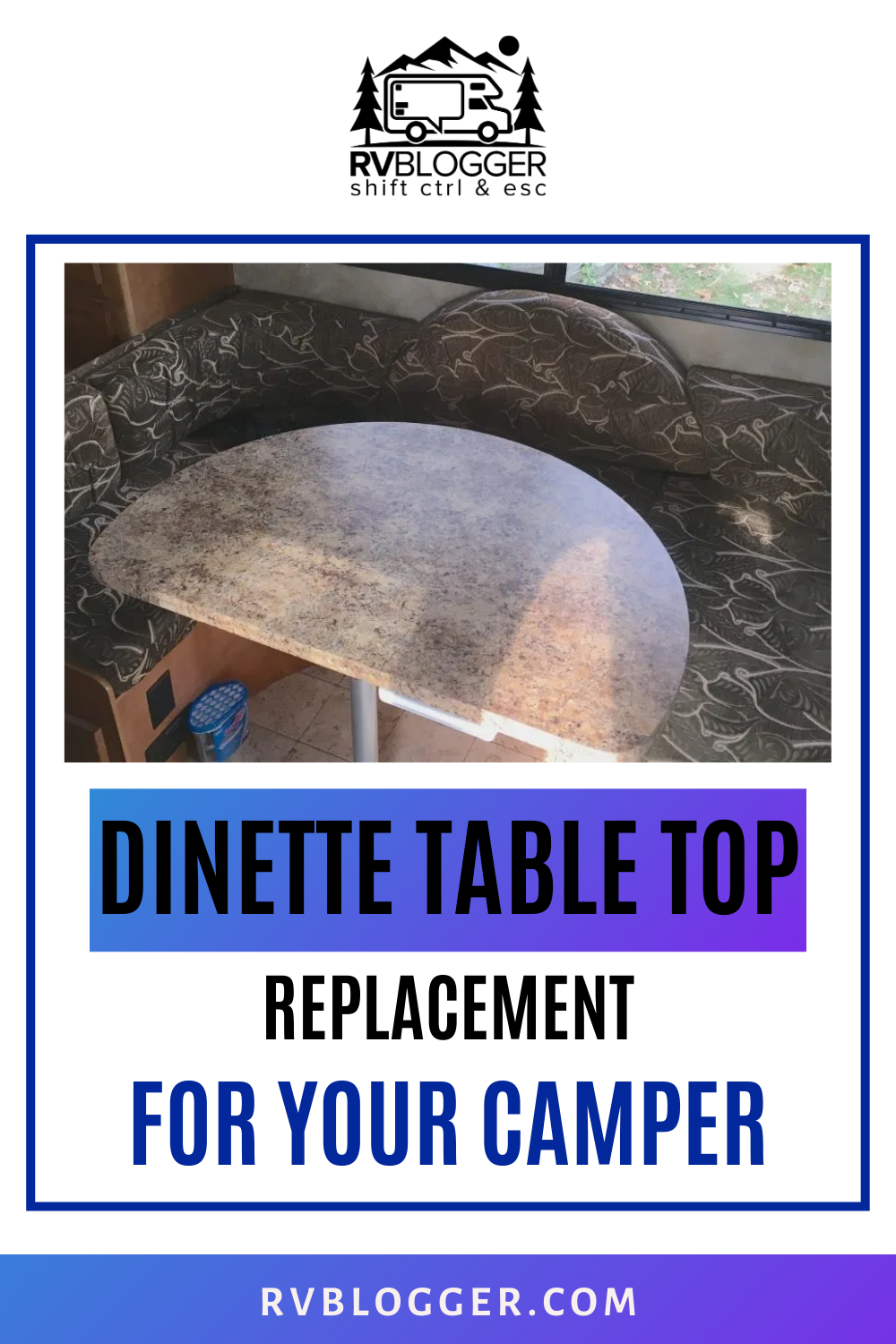 Best Lightweight Table Top Replacement For Your RV