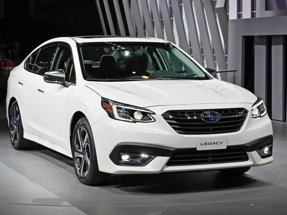 2020 Subaru Legacy 2.5I Limited in 2020 (With images