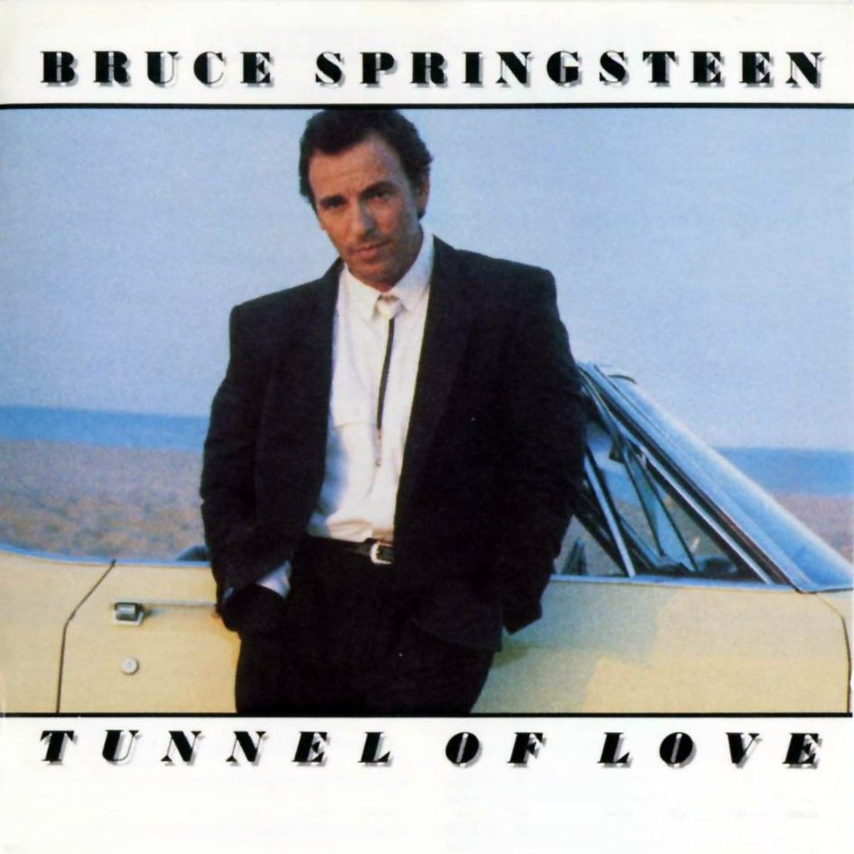 100 Best Albums Of The Eighties Bruce Springsteen Tunnel Of Love Bruce Springsteen Albums