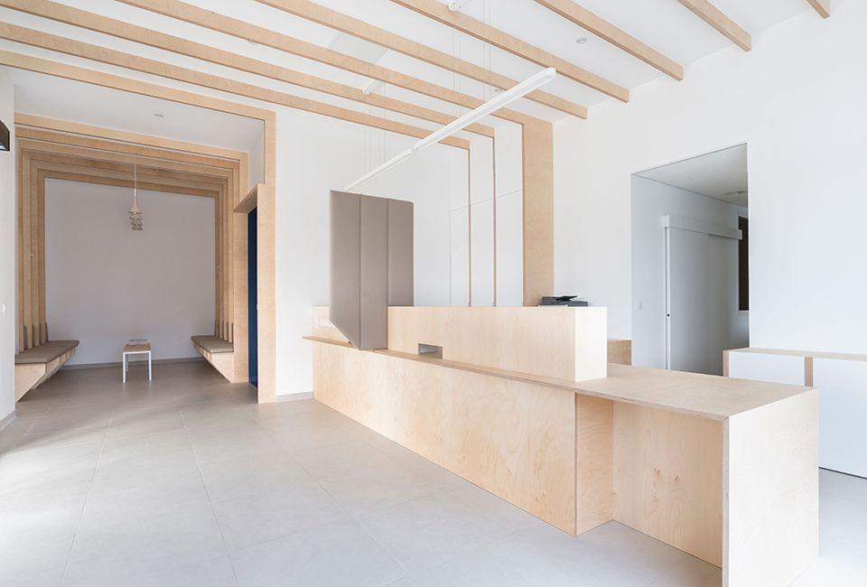 Hekla architecture interieur analabo laboratoire d