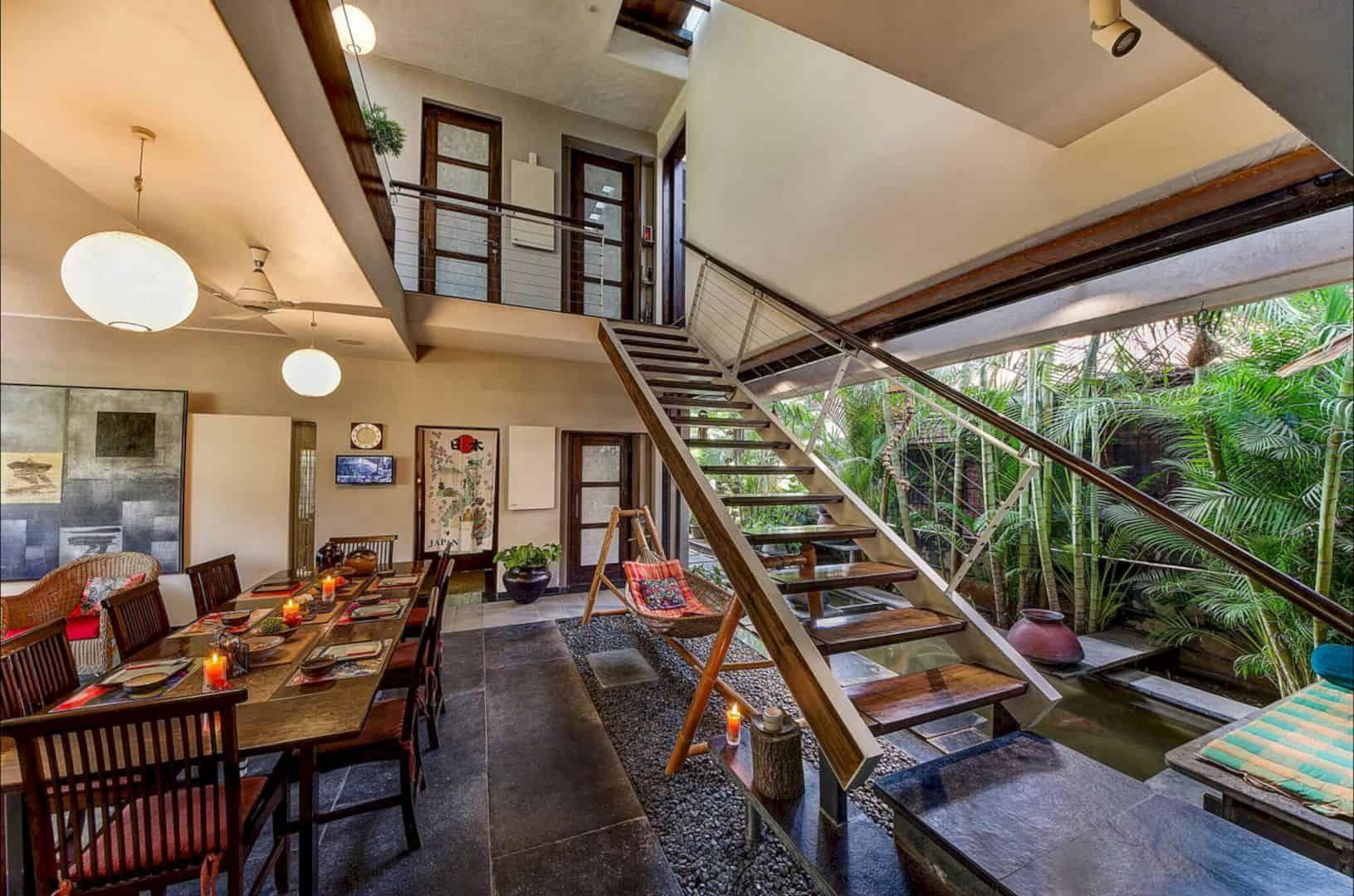 Shunyam, Pune An Urban Oasis with Natural Elements and