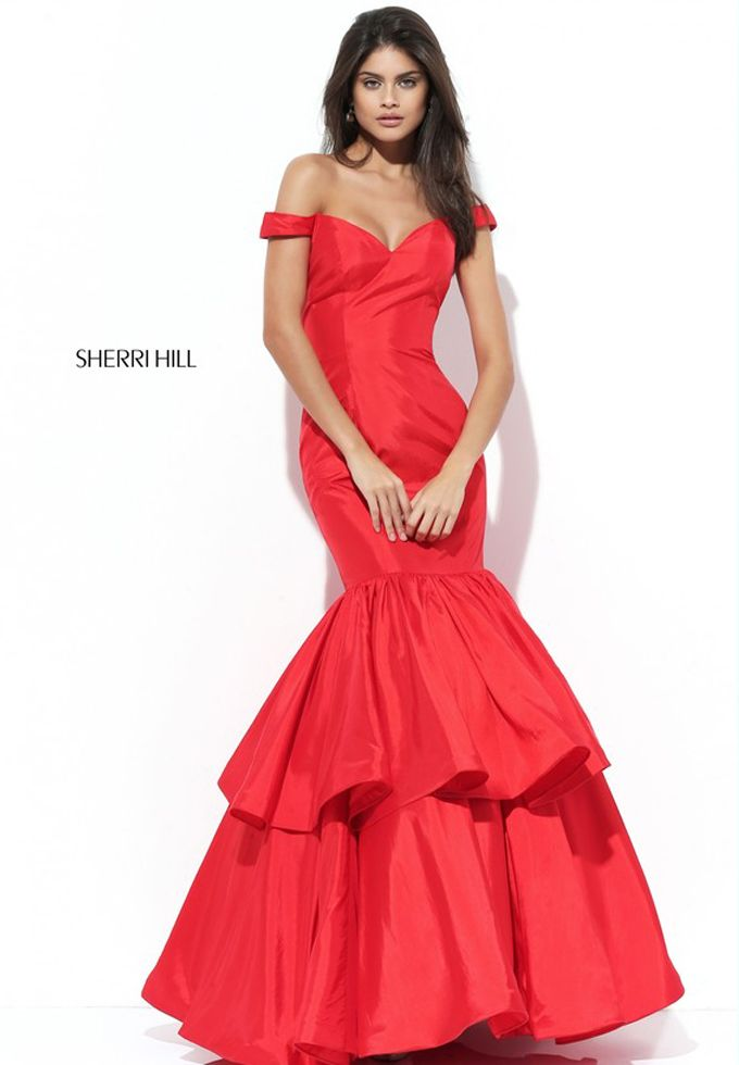 Sherri Hill 50718 - Joi Boutique | Prom Dresses | Joi boutique style ...