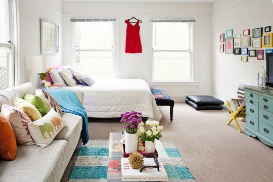 Small Space Style 10 Inspiring San Francisco Spaces
