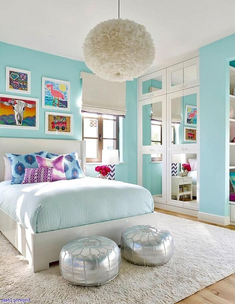 Comfy Bedroom Ideas To Inspire You Besthomestyle Comfy Bedroom Girls Bedroom Colors Turquoise Room
