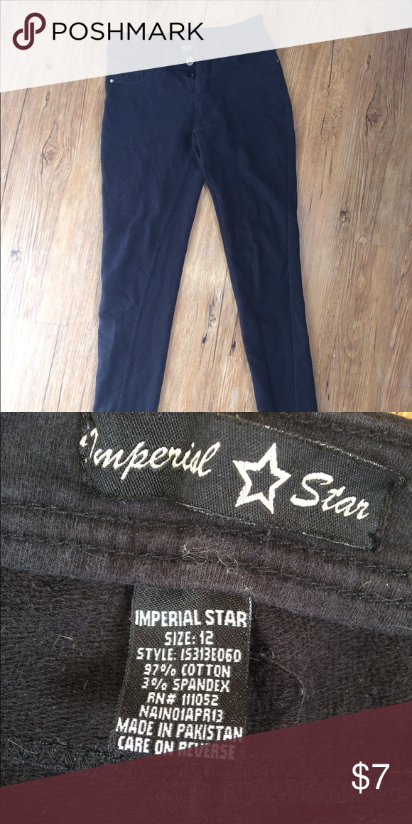 d62d49463a9 Black jeggings. Black jeggings. Good condition. No stains or anything. Very  stretchy