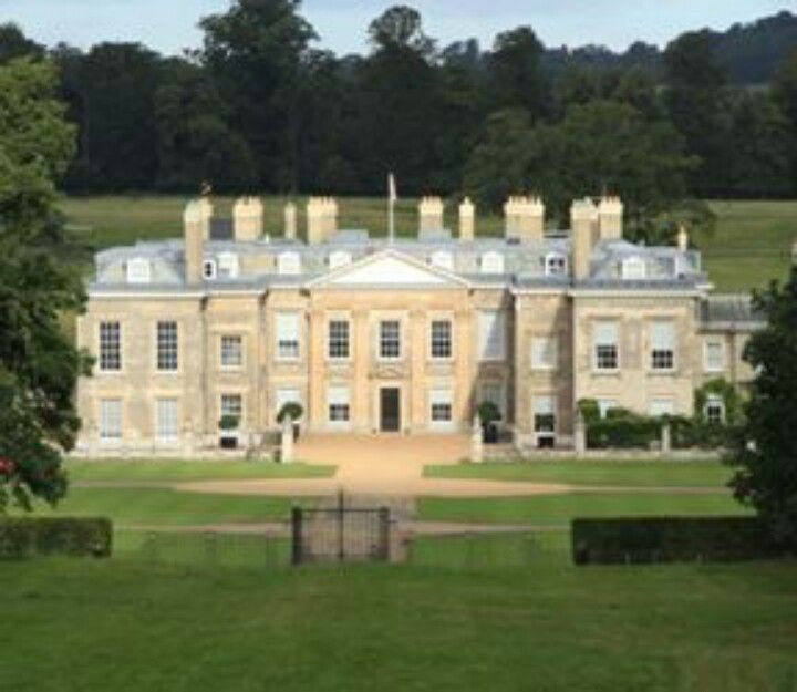 Althorp, childhood home of Princess Diana