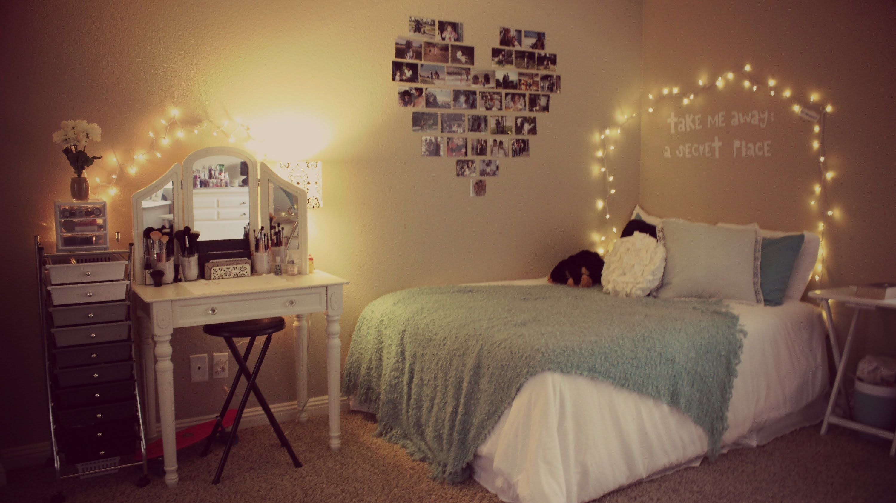 ROOM TOUR || BeautyBySiena ☆ | rondom stuff | Pinterest | Room ...