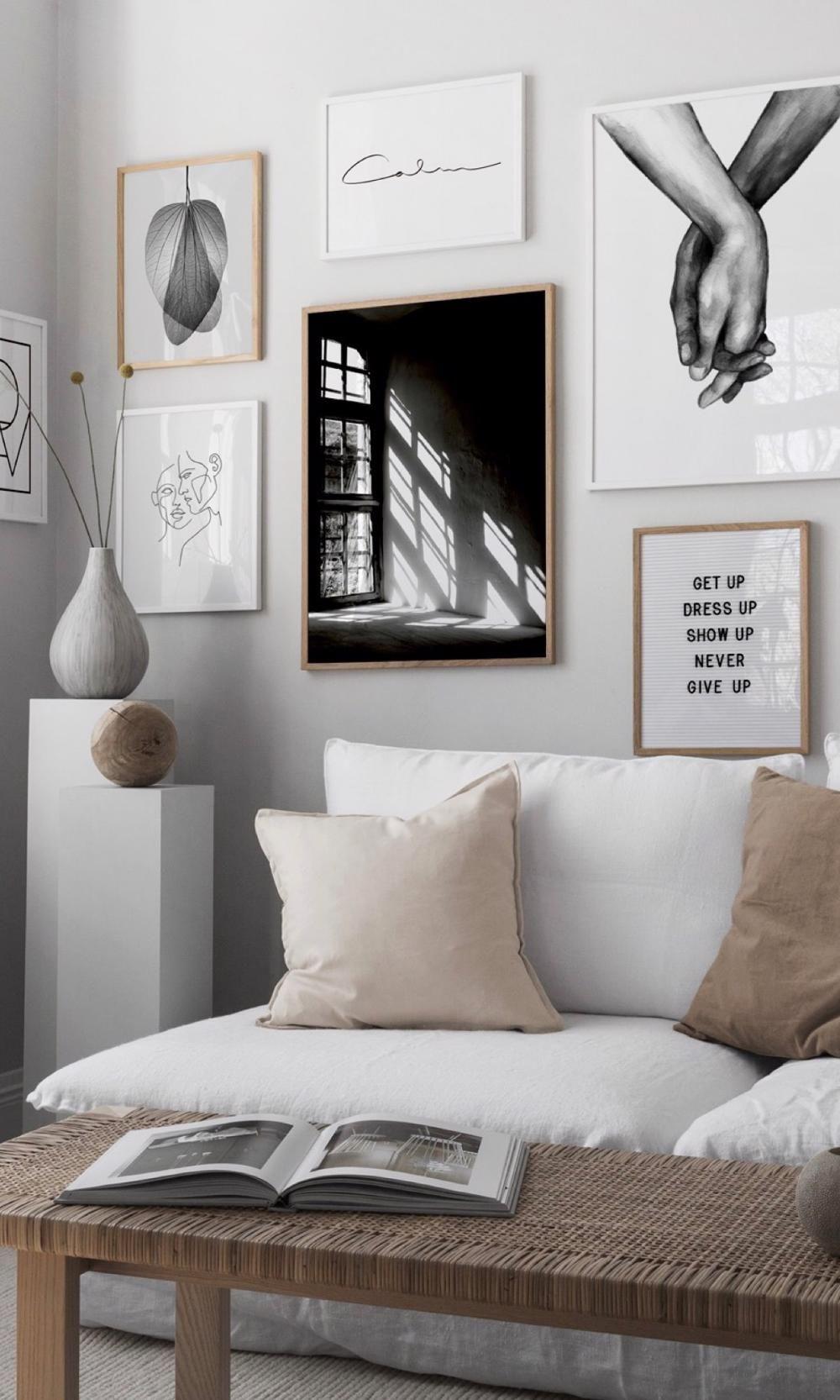 Creer Un Mur Photo créer votre mur de cadres avec desenio - clem around the