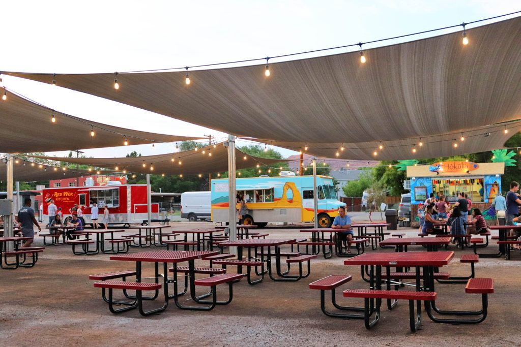 How to make the most of a weekend in moab food park