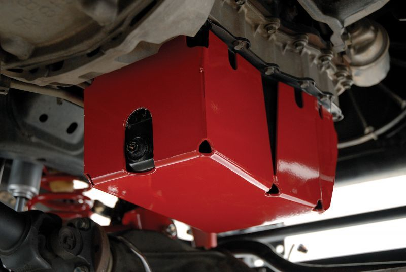Rancho Rockgear Oil Pan Protection Jeep Parts And Accessories