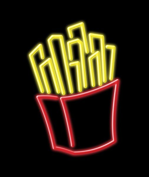 Kostenlose stock Fotos - Rgbstock - Kostenlose bilder   Neon-food 3