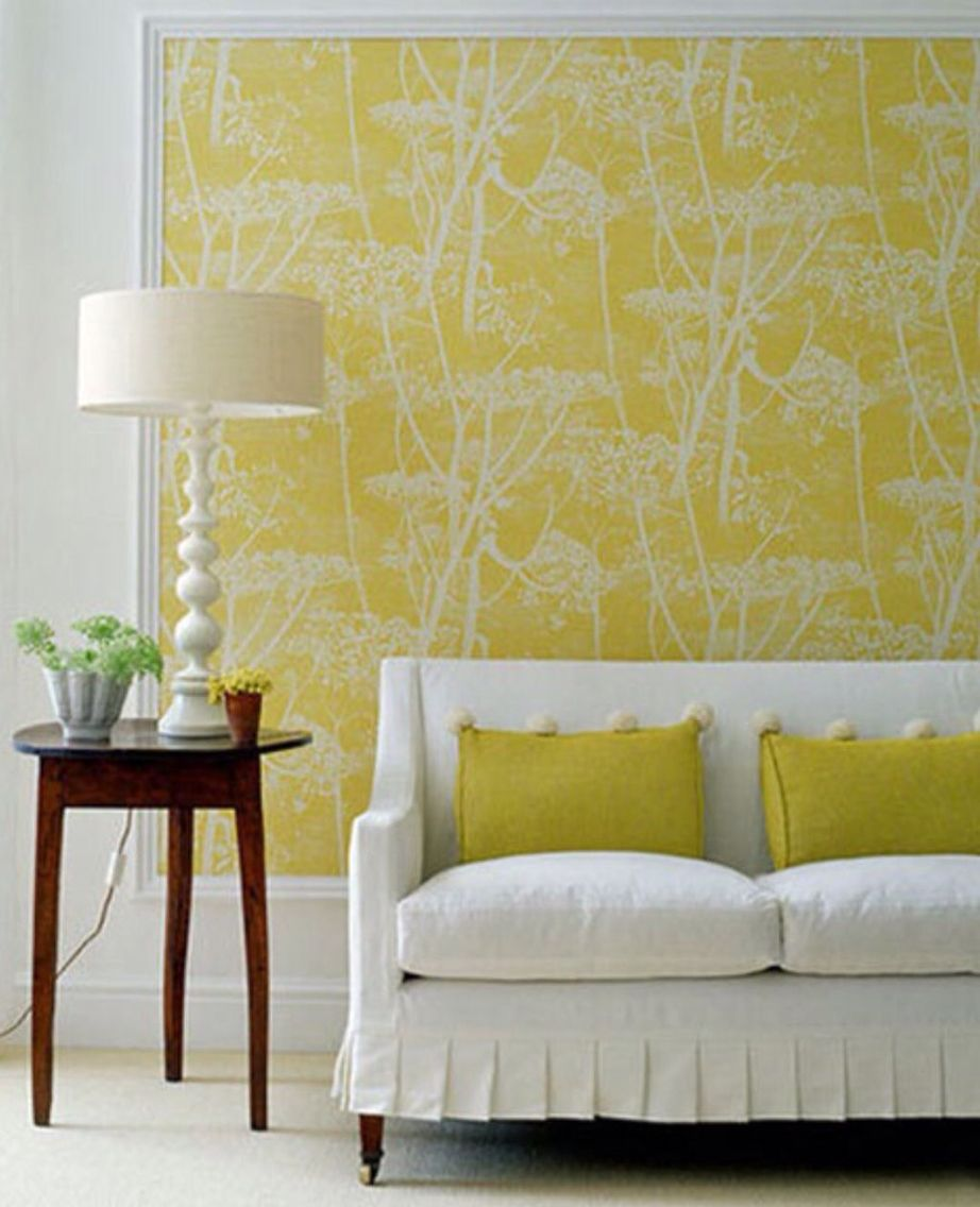 Cow Parsley wallpaper by Cole & Son | Interiors | Pinterest | Cow ...