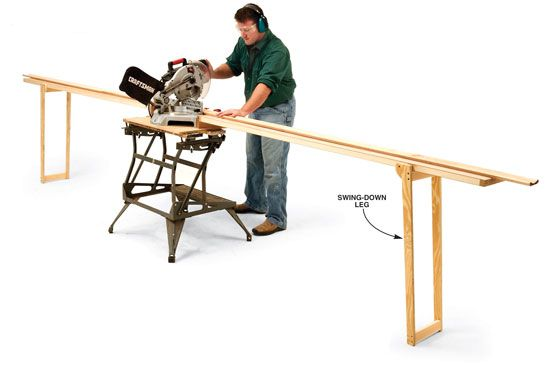Lightweight Extension Wings The Woodworker S Shop American Woodworker Woodworking Shop Plans Popular Woodworking Woodworking Techniques