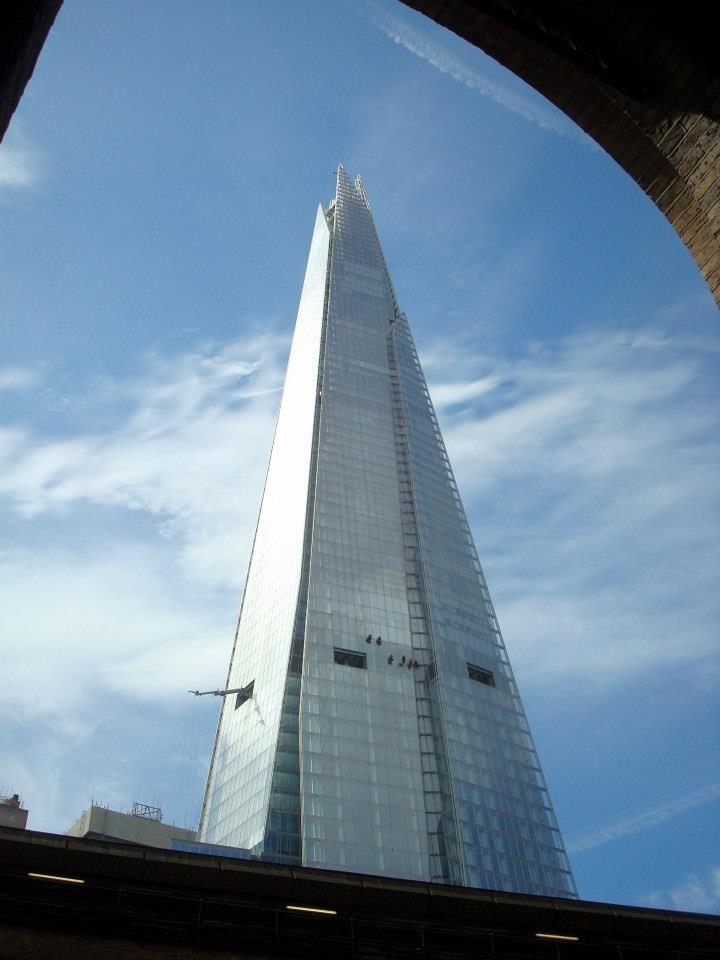 The Shard - London 2012