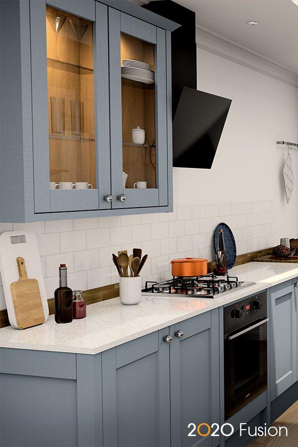 Fusion Kitchen Design Software & 3D Bath