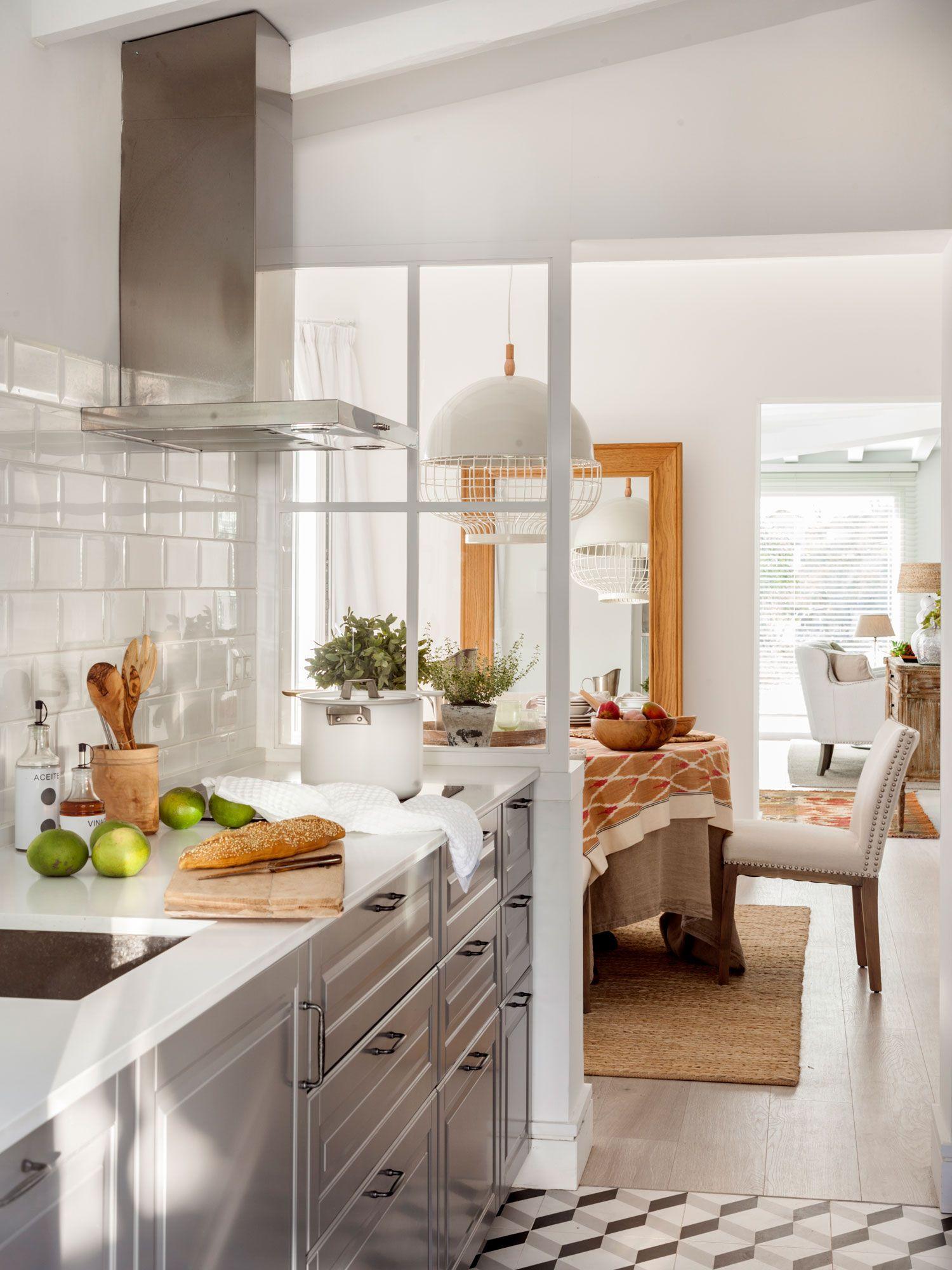 Cómo renovar la decoración en una semana   Deco - Cocinas ...