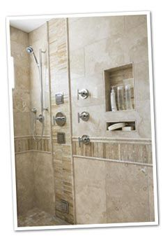 Talon Construction Frederick Md Master Bathroom Remodel In