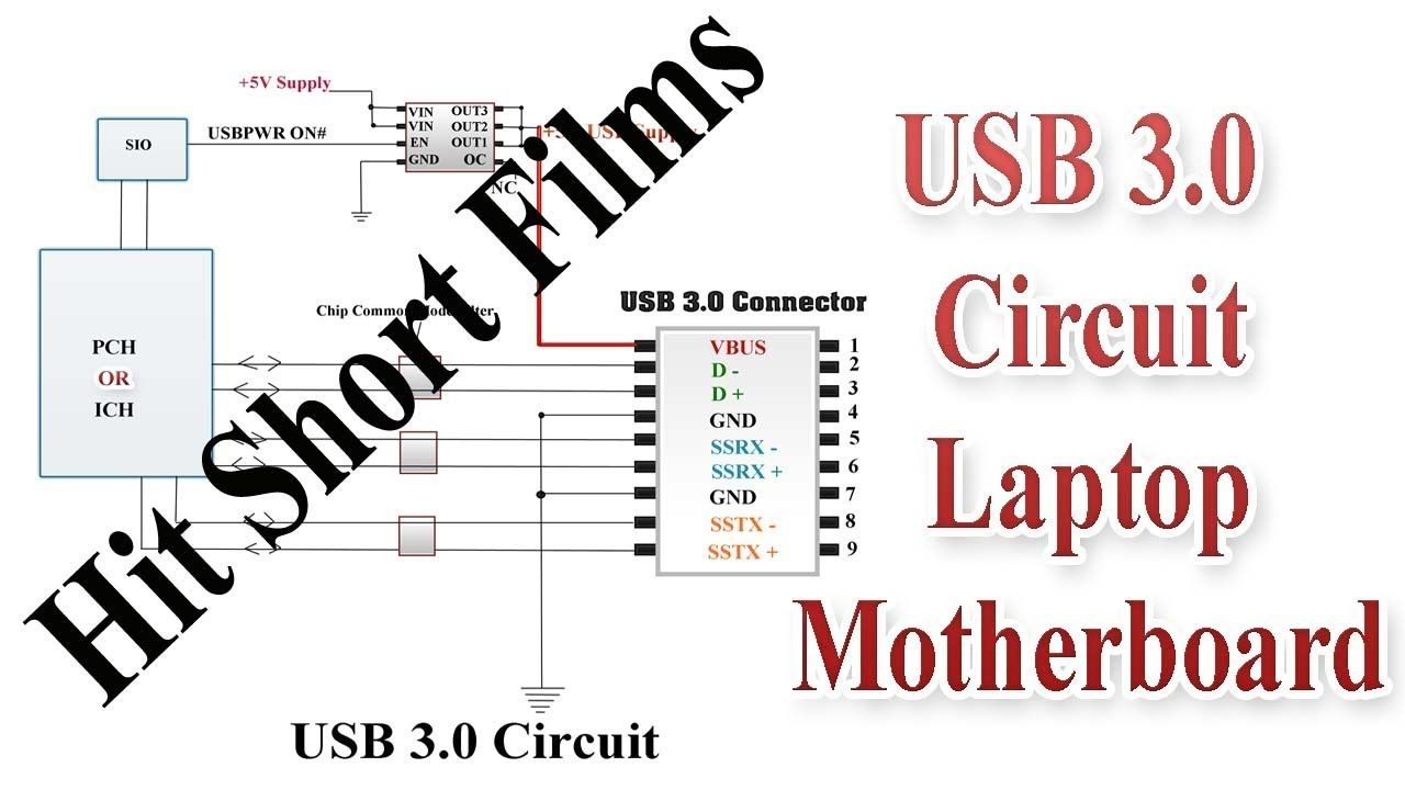 nook motherboard diagram usb 3 0 circuit on laptop motherboard                           laptop  usb 3 0 circuit on laptop motherboard